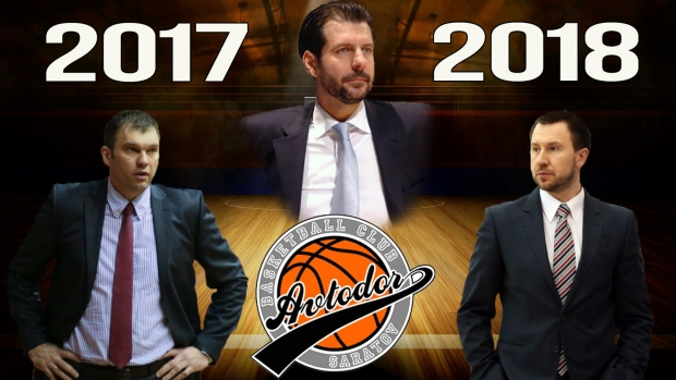 Avtodor Coaching Staff Has Been Formed