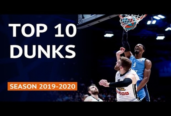 (Video) Top 10 Dunks Of The VTB League Season