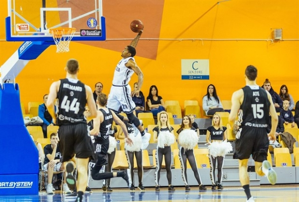 Two Shaq McKissic's Dunks Are Among TOP 5 Plays Of VTB League Week 12!