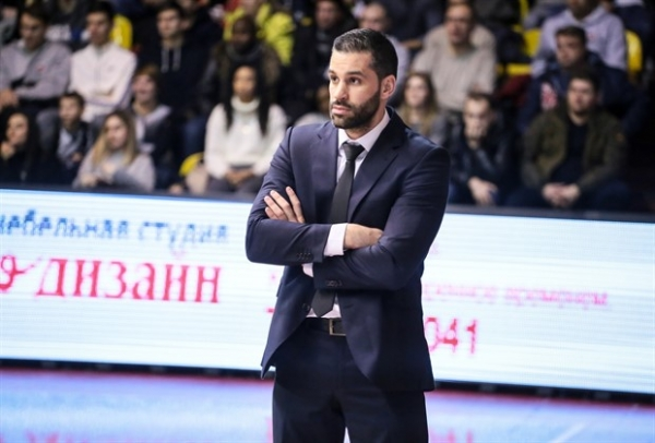 "Dusan Alimpijevic: ""We Changed Our Rhythm In Offense In The Beginning Of The Last Quarter"""