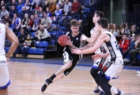 "Micah Downs: ""Kalev Killed Us On The Rebounds & Shot The Threes Well"""