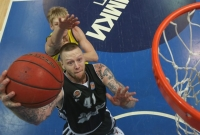 Nick Minnerath Named The VTB League Best Forward & Best Import Player!