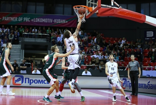 Dunk By Adams Is The Best Play Of The VTB League Week 24!