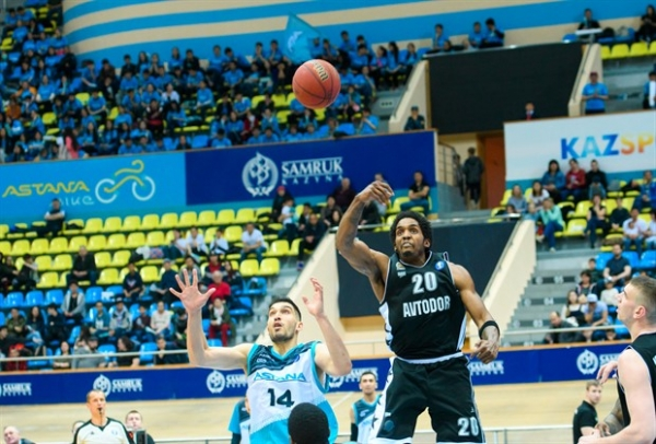 "Shaq McKissic: ""The Team Is Extremely Proud The Way Kvitkovskikh Stepped Up Big For Us"""
