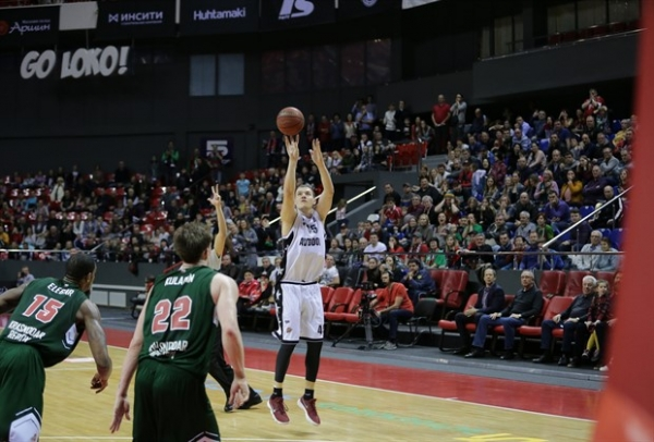 Sheleketo Game Winner & Alley-Oop Zibirov To Downs Are In TOP 10 Of VTB League Week 16!