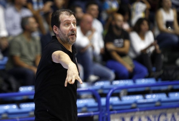 "Andrea Mazzon: ""We'll Learn & Gonna Fight To Win The FIBA Europe Cup"""