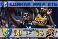 Khimki Beat Avtodor At Home - 88-75