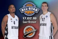 Clarke & Klimenko Were Selected In All-Star Game