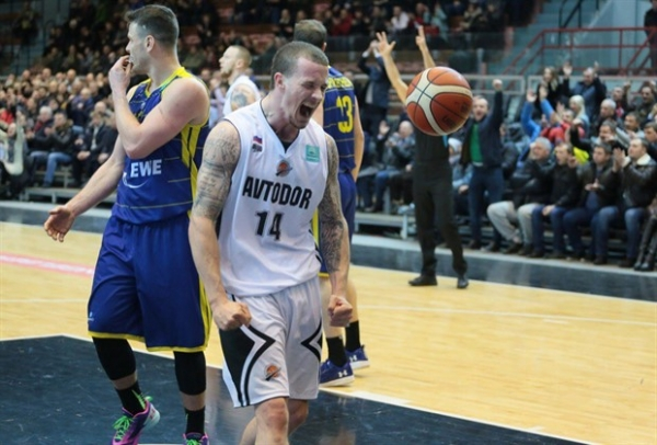 "Josh Adams: ""I Hope Avtodor Fans Will Understand & Respect My Choice"""