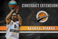 Avtodor Signed Markel Starks To Contract Extension